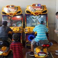 Photo taken at Luna Arcade by Luna Park Coney Island on 7/5/2012