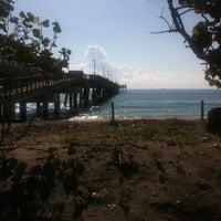 Photo taken at Dania Beach Pier by Gavin (GSDFitness) D. on 5/20/2012