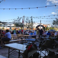 Photo taken at Lowry Beer Garden by Eric N. on 8/19/2012