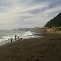 Photo taken at Playa Maguellines by Julio C. on 2/23/2012