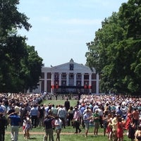 Photo taken at University of Virginia by Julie H. on 5/20/2012