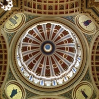 Photo taken at Pennsylvania State Capitol Building by Marc T. on 6/9/2012