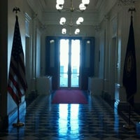 Photo taken at Eisenhower Executive Office Building by Matthew R. on 7/25/2012