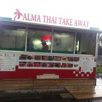 Photo taken at Alma Thai Take Away by Derran H. on 6/5/2012