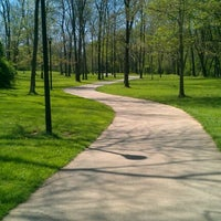 Photo taken at Sandy Springs Park by Nathan F. on 3/26/2012