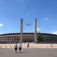 8/23/2012 tarihinde Hakan Ş.ziyaretçi tarafından Olympiastadion'de çekilen fotoğraf