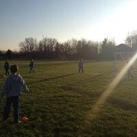 Photo taken at Dunwood School by Hector N. on 4/17/2012