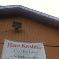 Photo taken at Hare Krishna Temple by Jon W. on 7/16/2012