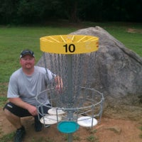 Photo taken at Bradford Park Disc Golf Course by Terry M. on 7/15/2012
