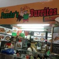 Снимок сделан в Pancho's Burritos пользователем P e. 4/28/2012