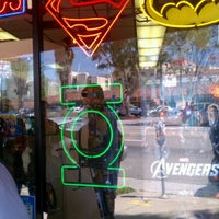 Photo taken at Earth2Comics by Cat H. on 5/5/2012