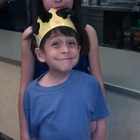 Photo taken at Burger King by Jessica P. on 3/16/2012