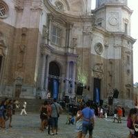 Foto tomada en Catedral de Cádiz por Antonio J. el 8/11/2012