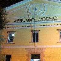 Photo taken at Mercado Modelo by Elzito on 7/13/2012