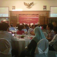 Photo taken at Embassy of the Republic of Indonesia by Rachmat H. on 8/7/2012