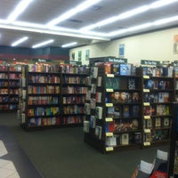 Photo taken at Barnes & Noble by Rachel H. on 4/3/2012