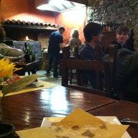 Photo taken at Locanda del Panigaccio by AleFusion F. on 3/11/2012