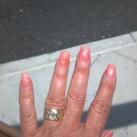 Photo taken at Premier Nails & Spa by Billie C. on 7/15/2012