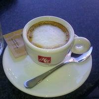 Photo prise au Espresso Bar Illy par Blanche le9/9/2012