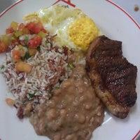 Photo taken at Akitikabs Restaurante e Churrascaria by Eder D. on 7/6/2012