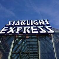 Das Foto wurde bei Starlight Express von Jens M. am 8/18/2012 aufgenommen