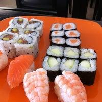Photo taken at Wasabi I Sushi by Marisa B. on 6/30/2012
