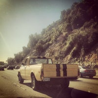 Photo taken at Interstate 405 (San Diego Freeway) by Ricardo D. on 2/11/2012