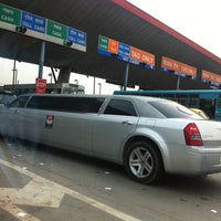 Photo taken at Gurgaon Toll Plaza by Kabeer B. on 7/28/2012