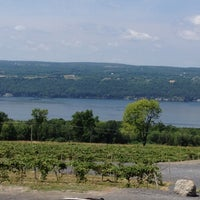 Photo taken at Finger Lakes Distilling by Monish R. on 7/4/2012