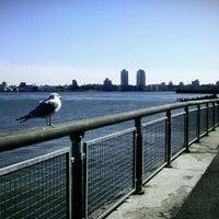 Photo taken at Stuyvesant Cove Park by Treyci on 2/20/2012