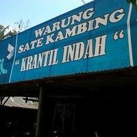 Photo taken at Sate Kranthil by Antona S. on 9/6/2012