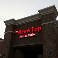 Photo taken at BrewTop Bar & Grill by Matthew S. on 8/17/2012