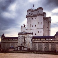 Photo taken at Château de Vincennes by Ryad Z. on 9/2/2012