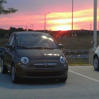 Photo taken at Bergstrom FIAT of Milwaukee by R.L. L. on 6/30/2012