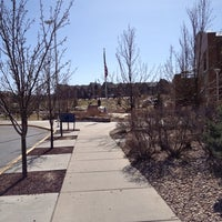 Photo taken at Highlands Ranch Library by Timoteo B. on 3/5/2012