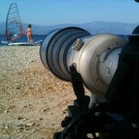 Photo taken at Faros Drepano by Pantelis L. on 7/21/2012