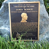Photo taken at James Monroe Park by @benfinklea on 7/28/2012