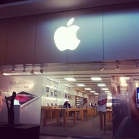 Photo taken at Apple Carrefour Laval by David B. on 3/24/2012