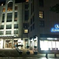 Photo taken at Hamburg Marriott Hotel by Gear w. on 6/27/2012