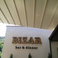 Photo taken at Bizar Bar & Dinner by Ivailo B. on 7/15/2012