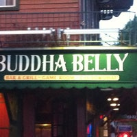 Photo taken at Igor's Buddha Belly Bar & Grill by William L. on 4/13/2012