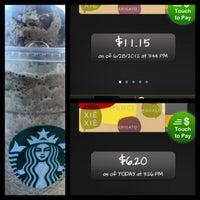 Photo taken at Starbucks by Carlos R. on 7/2/2012