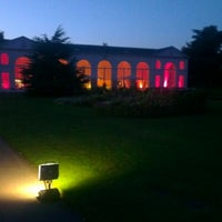 Photo taken at The Orangery by Sally Y. on 8/18/2012