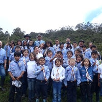 Photo taken at HYCA SUA campo escuela Scout de Colombia by Luis A. on 7/7/2012