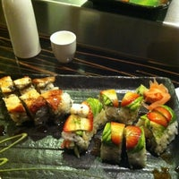Photo taken at Dragonfly Sushi & Sake Co by Cade C. on 5/15/2012