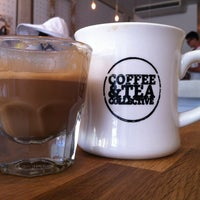 Photo prise au Coffee & Tea Collective par Zak J. le7/21/2012