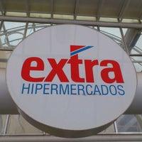 Photo taken at Extra Supermercado by Eneida M. on 4/16/2012