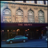 Photo taken at The Brown Hotel by Michael P. on 8/8/2012