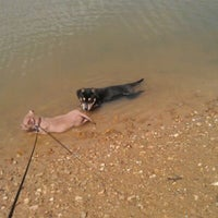 Photo taken at Shelby Farms Dog Park by D W. on 4/29/2012