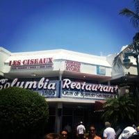 Photo taken at Columbia Restaurant by Rachel C. on 4/10/2012